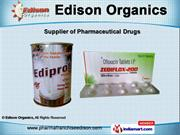 Pharmaceutical Drugs by Edison Organics, Chandigarh