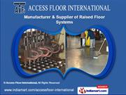 Raised Floor Systems by Access Floor International, Mumbai