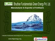 Fertilizers And Waste Management Services by Bhudhan Fundamentals Gree