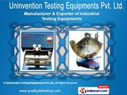 Testing Equipments by Uninvention Testing Equipments Pvt. Ltd., Farida