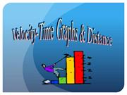 Velocity-Time Graphs & Distance FINAL