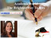 Prime Academy Pune Top Best Coaching Classes For IITJEE , AIEEE, VIT,