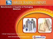 Industrial Tools and Packaging Materials by Shreeji Trading Company, M
