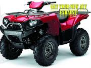 Get your New ATV Exhaust!