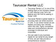 Online Rental Car Reservations Dubai, Online Rental Car Reservations U