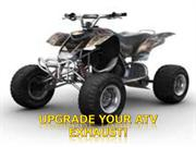 Upgrade your ATV Exhaust