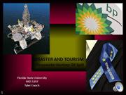 Disaster and Tourism
