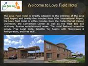 Hotels near Love Field Airport