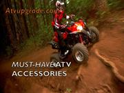 MUST-HAVE ATV ACCESSORIES