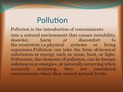 shubham EVS PROJECT POLLUTION