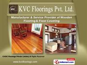 Wooden Flooring & Coverings by KVC Floorings Private Limited, Gurgaon