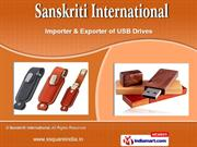 Usb Drives by Sanskriti International, New Delhi