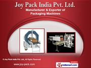 Packaging by Joy Pack India Pvt. Ltd., New Delhi