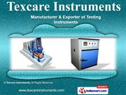 Testing Instruments by Texcare Instruments, Delhi
