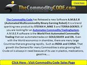 The Commodity Code review