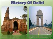 Historical Places with History