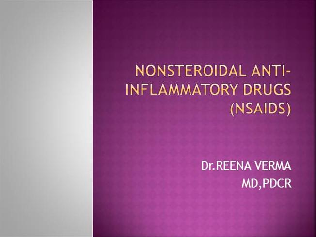 NSAIDS-PPT |authorSTREAM