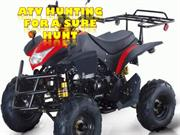 ATV Hunting for a sure hunt