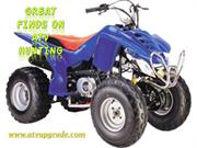 Great Finds for your ATV Hunting