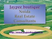 Real Estate Consultants By Jaypee Greens