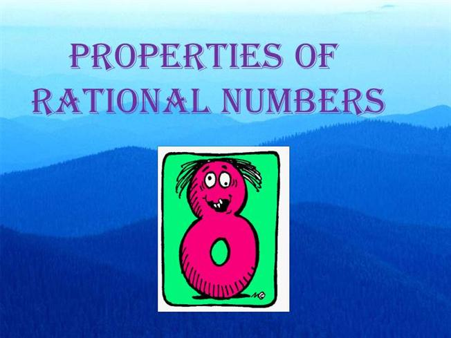 rational number project Module overview nys common core mathematics curriculum 7•2 grade 7 • module 2  rational numbers  overview in grade 6, students formed a conceptual understanding of integers through the use of the number line.