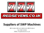 Suppliers of SWP Machinesshow97