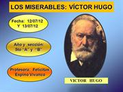 miserables de victor hugo