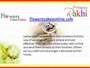 Send Rakhi to India and  for your brother