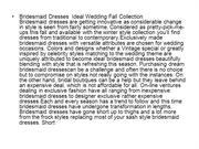 Bridesmaid Dresses  Ideal Wedding Fall Collection