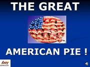 The Great American Pie
