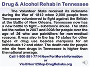 Tennessee Drug Rehab Program