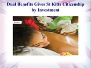 The Beauty of St Kitts and Nevis Citizenship