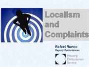 HousingOmbudsman-Localism&Complaints