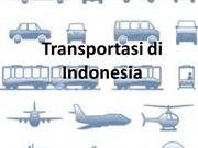 Transportasi di Indonesia