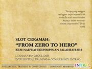 KEM NADWAH 2012: FROM ZERO TO HERO