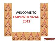 SECRETS OF BODY LANGUAGE-EMPOWER VIZAG 2012