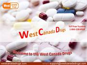 West Canada Drugs | Canadian Drug Pharmacy