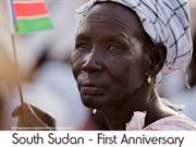 South Sudan First Anniversary