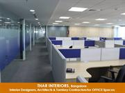 Interior Designers in Bangalore - Office Space Architects Contractors