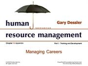 Ch10_career management