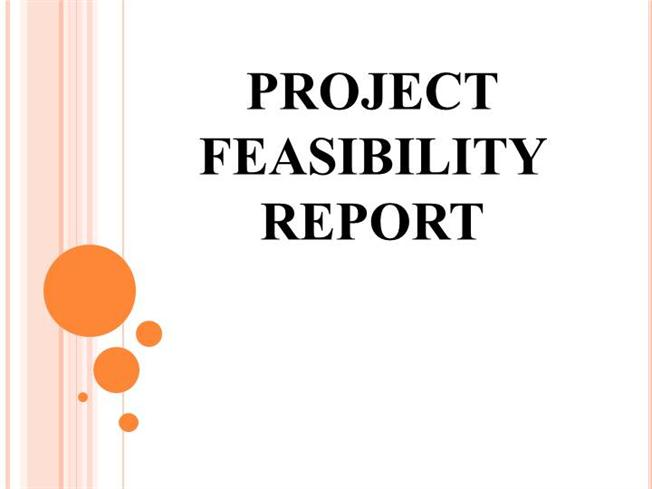 Project Feasibility Report Authorstream