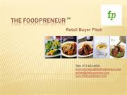 Fancy Food Show Winter 2012 How to  Pitch The Retail Buyer