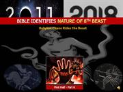 Bible Identifies Nature of 8th Beast-Pt.6