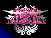 IMPORTANT MESSAGE TO EVERYONE TO ALL SUBSCRIBERS FOR SAINTS ROW 3!!