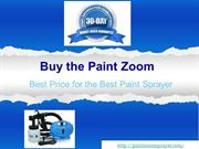Should You Buy the Paint Zoom?