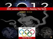 2012 London Olympics-Passing The Torch-Pt.12