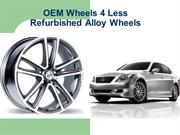Refurbished Wheels | Wheel Replacement | Alloy Rims