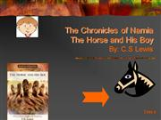 The ChroniclesofNarniaTheHorseandHisBoy