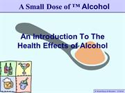 alcoho-health effects
