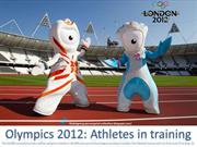 Olympics 2012 - Athletes in Training